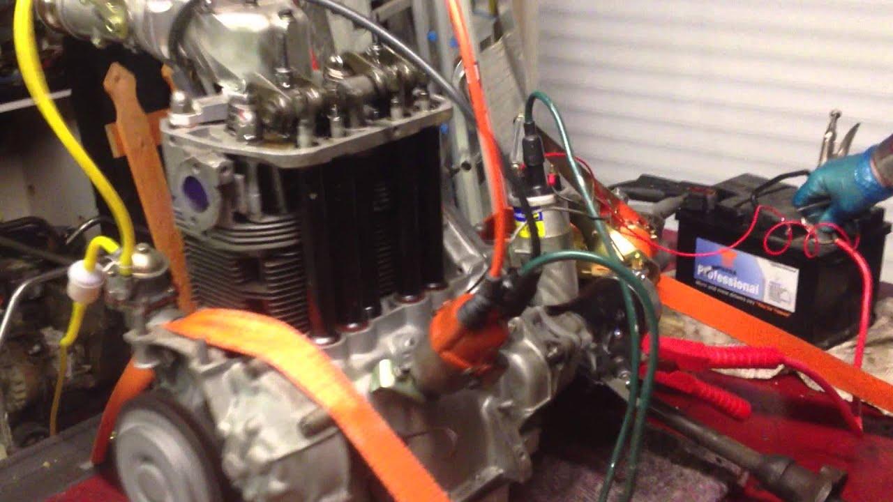 Fiat 500 Classic Engine Upgrade Youtube
