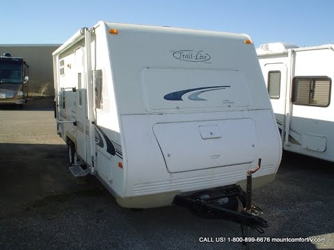 Pre Owned 2001 R Vision Trail Lite 8000 Indiana Rv