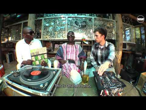 Odion Iruoje & Temitope Kogbe Boiler Room Collections
