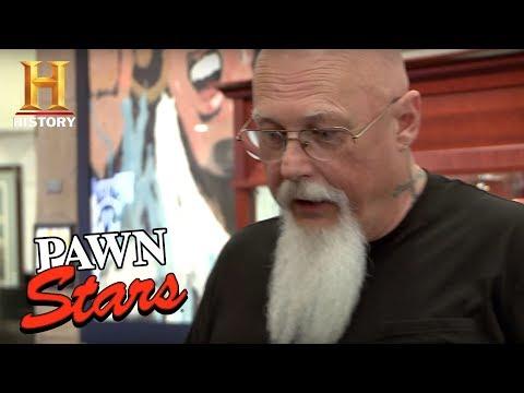 Pawn Stars: Antique Dentist Chair