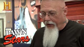 Pawn Stars: Antique Dentist Chair | History
