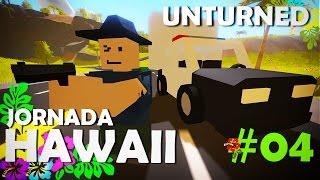 UMA NOVA CIDADE! | UNTURNED - JORNADA HAWAII #04