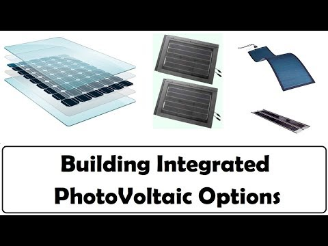 Building Integrated Photo-Voltaic : The best options