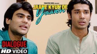 Jaane Kyun De Yaaron Dialogue Promo 1 Drink And Drive