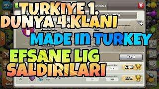 MADE in TURKEY Klanı CLASH OF CLANS
