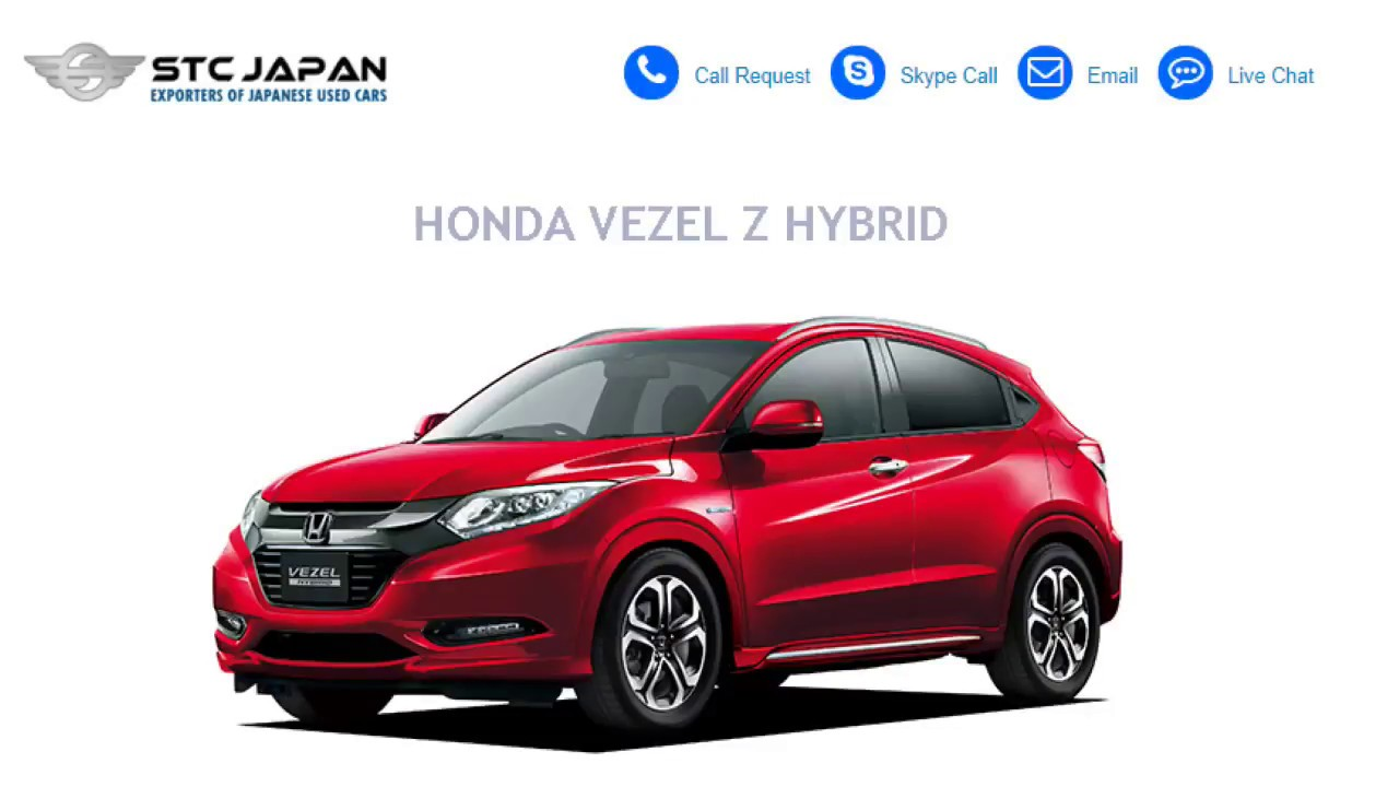 Honda Japanese Brand New Used Cars From Japan Stc Japan Blog