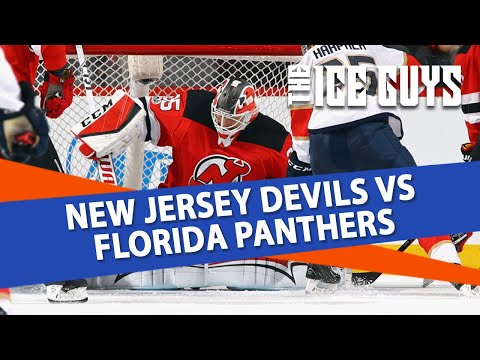 New Jersey Devils vs Florida Panthers | The Ice Guys | NHL Picks