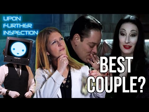 Morticia & Gomez: BEST COUPLE in Movie History!  Addams Family (1991) [UFI]