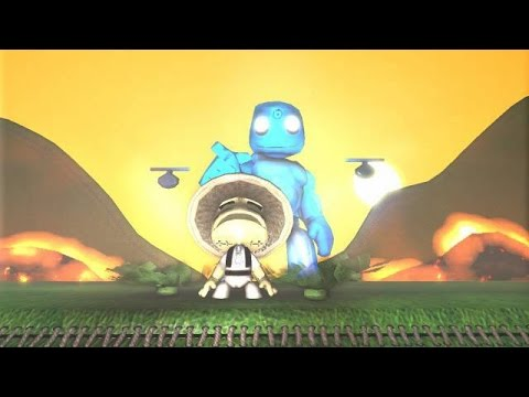 Watchmen Trailer - LittleBigPlanet 3 LBP3 PS4