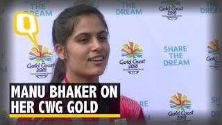 Manu Bhaker and Heena Sidhu on Their CWG Medals | The Quint