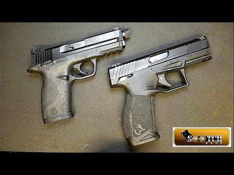 S&W M&P 22 Compact or Taurus TX22