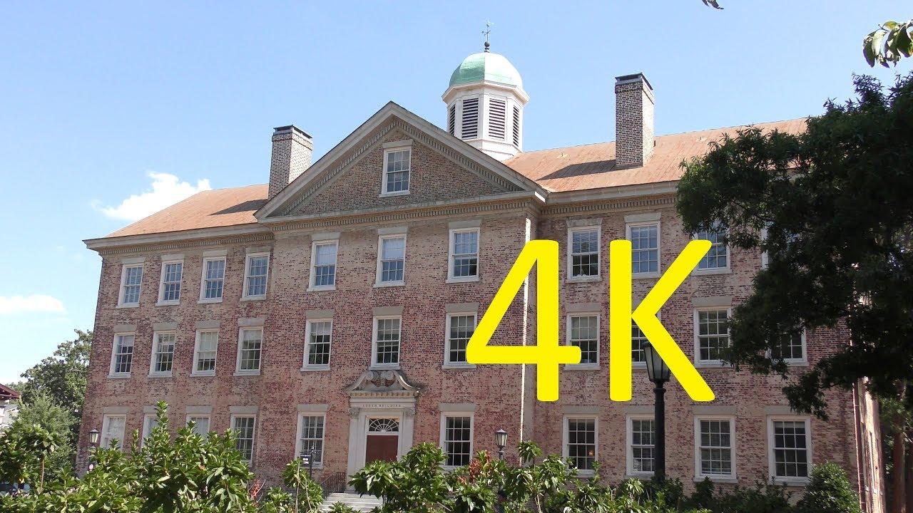 Unc Chapel Hill University Tours