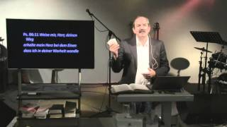 Serie: 5 Positive Sonntage - Positiv Reden V