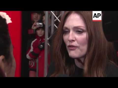 A look back at Berlin Film Festival stars