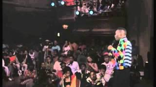 Comedian Goes Crazy On The Audience (R.I.P) Def Comedy Jam
