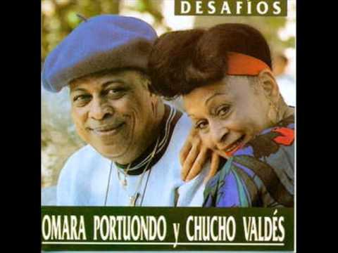 Omara y Chucho Valdés- Lo que me queda por vivir.wmv