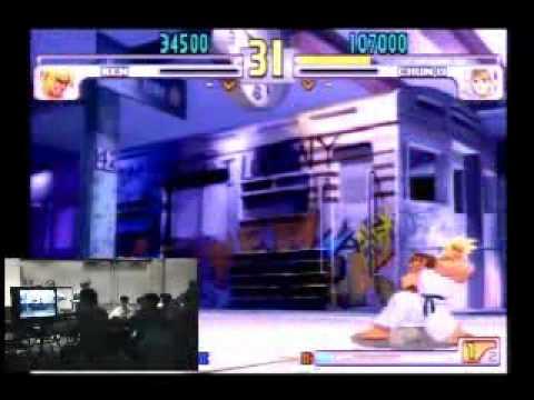 EVO Moment #37 - Daigo(Ken) defeats Justin(Chun-li)