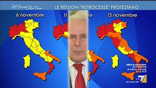 """Toscana zona rossa, eugenio giani: """"lasciateci 10-15 giorni in arancione e vediamo cosa ..."""