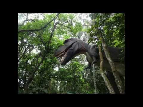 O Mundo dos Dinossauros - Zoológico - São Paulo
