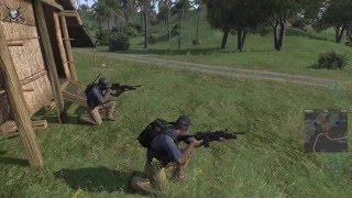 "[9GU CLAN] ""Narcotraffico"" ARMA III Gameplay [ITA]"