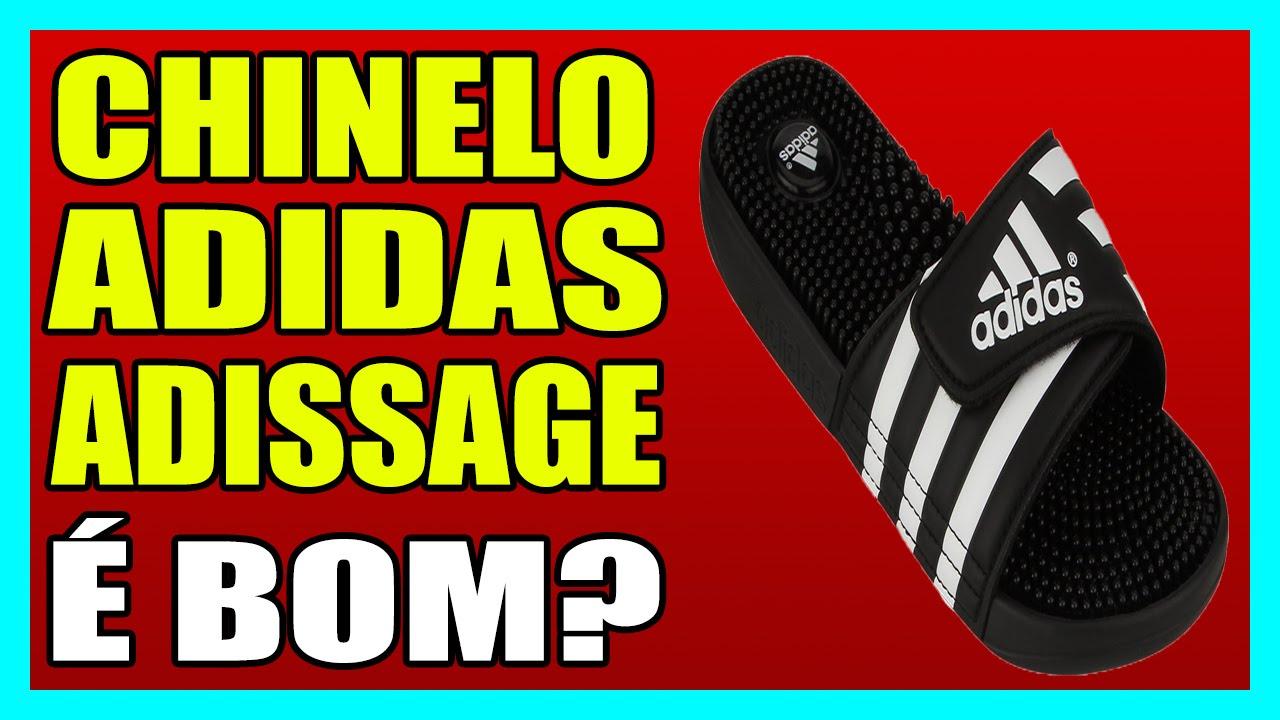 a110da87ba CHINELO ADIDAS ADISSAGE - YouTube