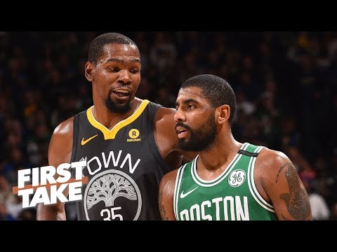 Should The Nets Fear Signing Kyrie Without Kevin Durant?   First Take