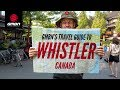 GMBN's Travel Guide To Whistler, Canada | A Mountain Bike Scene Check
