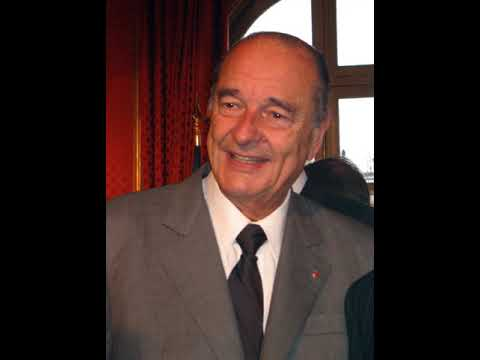 Jacques Chirac, former French president who challenged US over Iraq war, dies at 86