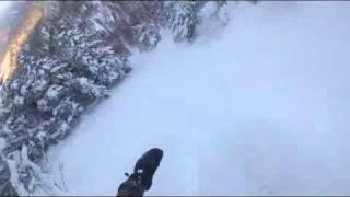 Mont blanc Reserve Matane Québec (Vertigo)