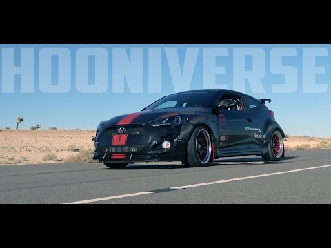 BTR Hyundai Veloster Prepped For SEMA