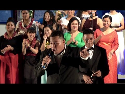 O Sole Mio - It's Now or Never - Tupou Tertiary Institute - Orchestra & Choir Musical Concert