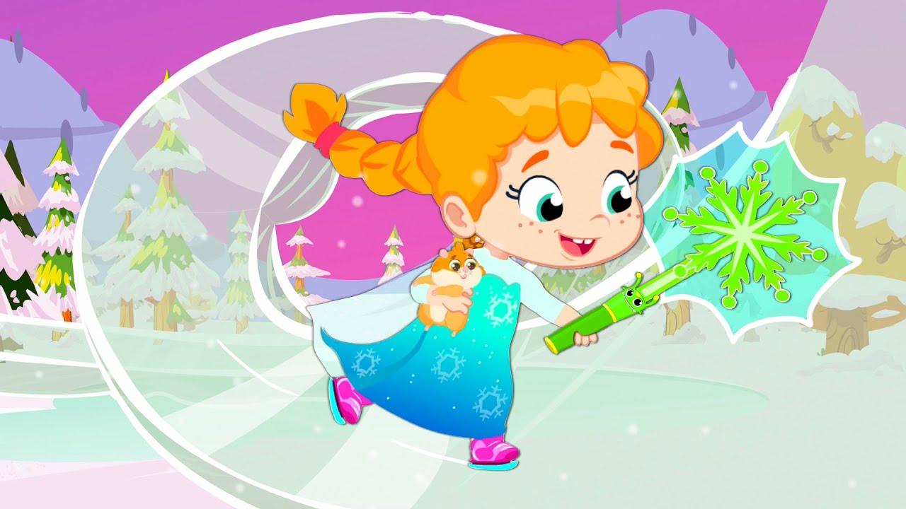 Groovy Le Martien | Phoebe a-t-elle des super pouvoirs comme Elsa ? Quelle aventure !