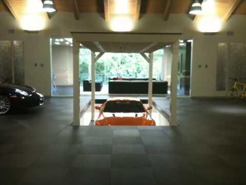 Phantompark Subterranean Parking And Auto Transport Lift