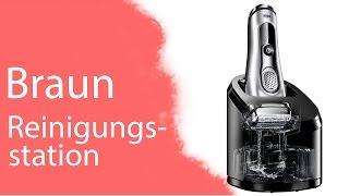 Braun Series 9-9090cc CC-System Reinigungsstation & Kartusche - JeTEST #9