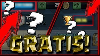 Gratis 4 Akun Trophy Tinggi Clash Royale Indonesia Youtube