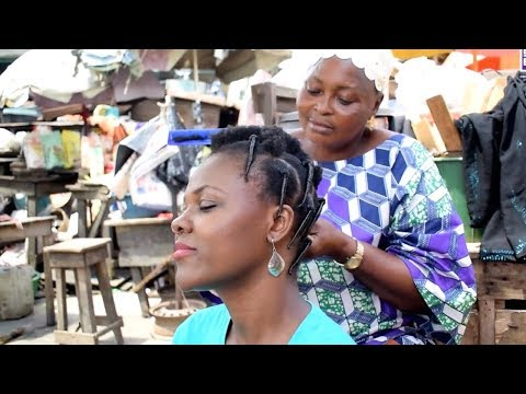 How to make Traditional Nigerian Hairstyles