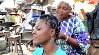 Download Video How to make Traditional Nigerian Hairstyles MP3 3GP MP4
