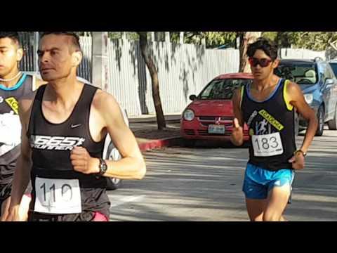 Robert Gaitho Gititu, debuta y gana en Tijuana en Carrera Mujeres Race 5K 2017