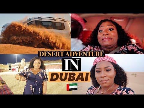 [video] Driving Recklessly Through The Desert!!😱😱 – Dubai Travel Vlog