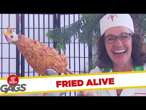 Chicken Fried Alive