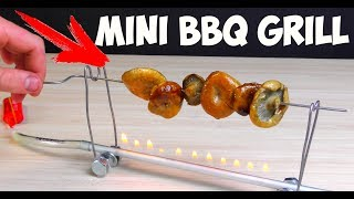 How to make MINI BBQ GRILL