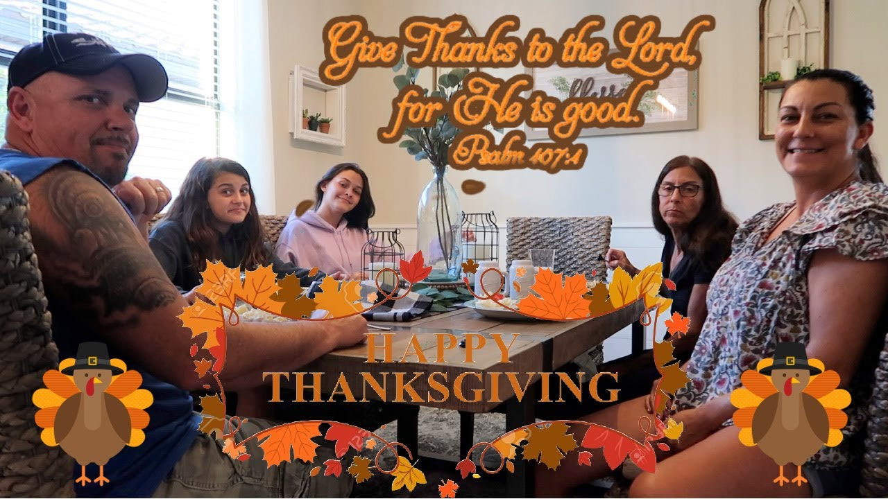 EMMA AND ELLIE'S THANKSGIVING SPECIAL 2020! HAPPY THANKSGIVING EVERYONE!