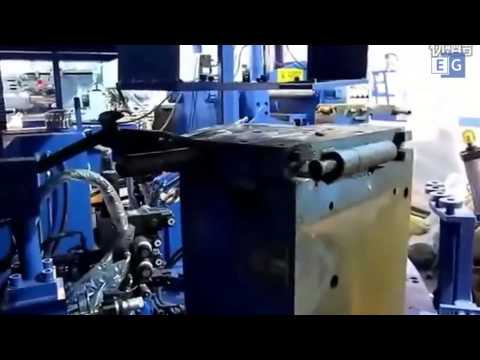 Станок для производства резиновых сапог