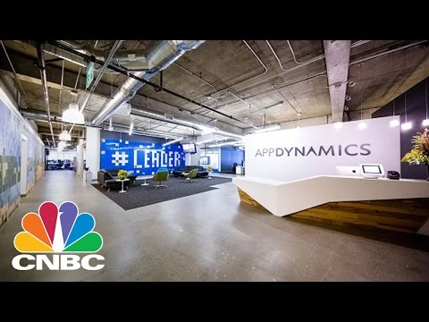 Cisco Buys AppDynamics One Day Before Its IPO | Tech Bet | CNBC