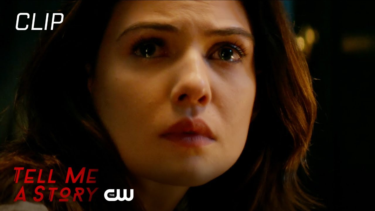 Download Tell Me A Story   Season 1 Episode 7   Get Out! Scene   The CW