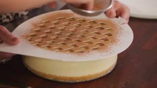 White Chocolate Cheesecake   Everyday Gourmet S2 E88