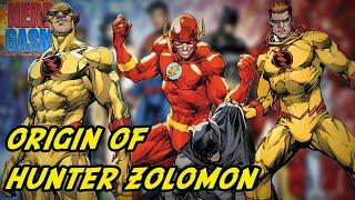 Origin of Hunter Zolomon Third Reverse Flash and Second Zoom
