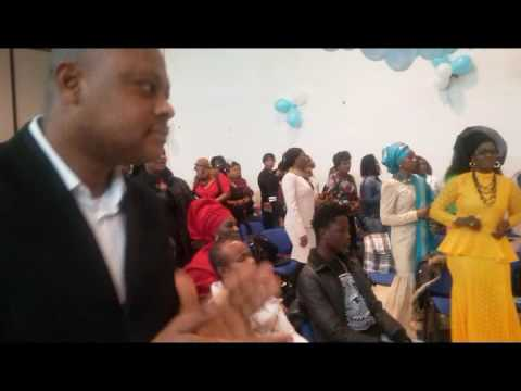 World Outreach Prayer Mission International Annual THANKSGIVING Service  2016