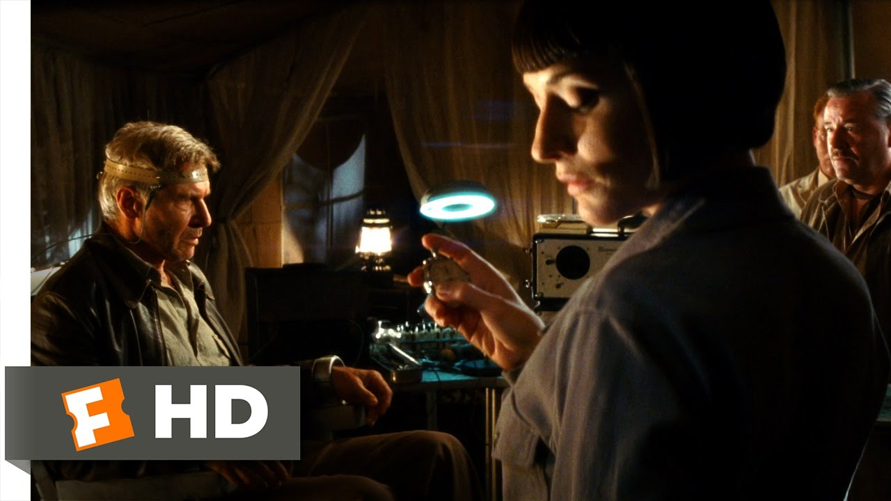 Indiana Jones 4 4 10 Movie Clip The Crystal Skull 2008 Hd Youtube
