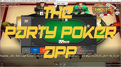 Partypoker app for Android and Iphone
